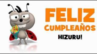 FELIZ CUMPLEAÑOS HIZURU!