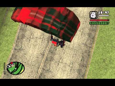 Gta San Andreas Transformers 2 The Beginning
