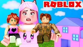 VIREI MÃE DOS MEUS PAIS (Roblox- Adopt and Raise a Baby)