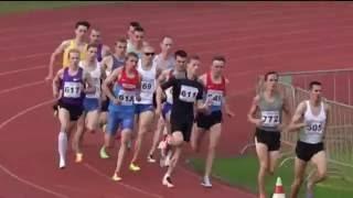 1500м - 3.39,76 Nikita Visotski 26.05.2016 Sochi stadium