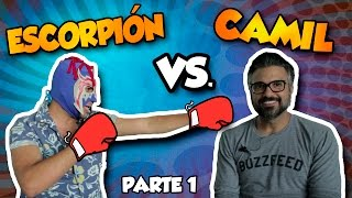 Jaime Camil VS Escorpión (1a Parte)