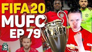 FIFA 20 MANCHESTER UNITED CAREER MODE! GOLDBRIDGE Episode 79