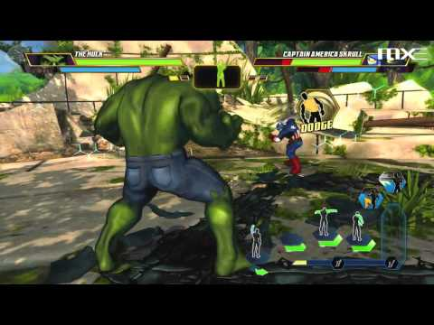 avengers battle for earth e3 2012 official cinematic tr