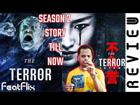 The Terror - Infamy (2019) Season 2 (EP1 & EP2) Adventure, Drama, History Tv Series Review In Hindi