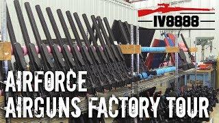 Airforce Airguns Factory Tour