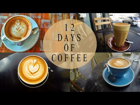 12 DAYS OF COFFEE | AUCKLAND, NEW ZEALAND