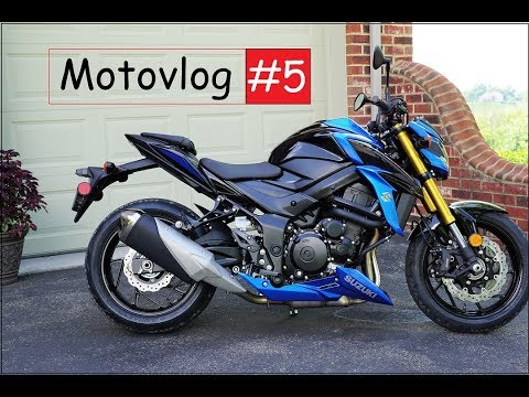 Motovlog #5: Rabid Raccoons & Travel Stories