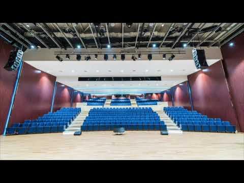 Arts Consultant: Project. Dominus Arts Venue. Grand Hall.