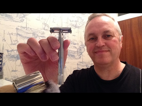 The Weishi long handled razor. A review and shave. Giveaway closed.