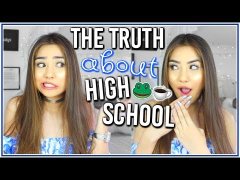 THE TRUTH ABOUT HIGH SCHOOL: My Experience Storytime & Advice ♡