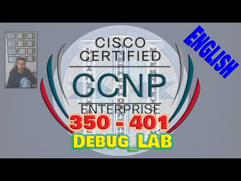 Cisco CCNP Enterprise - ENCOR 350-401 - English Complete Course