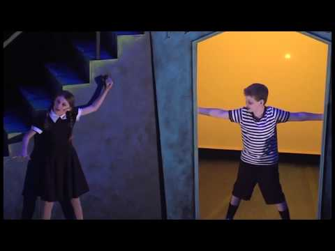 The Addams Family - 2017 JR Main Stage - Broadway Workshop