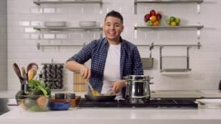 Como cocinar una Pasta de Pollo deliciosa | Chef Chris Valdes