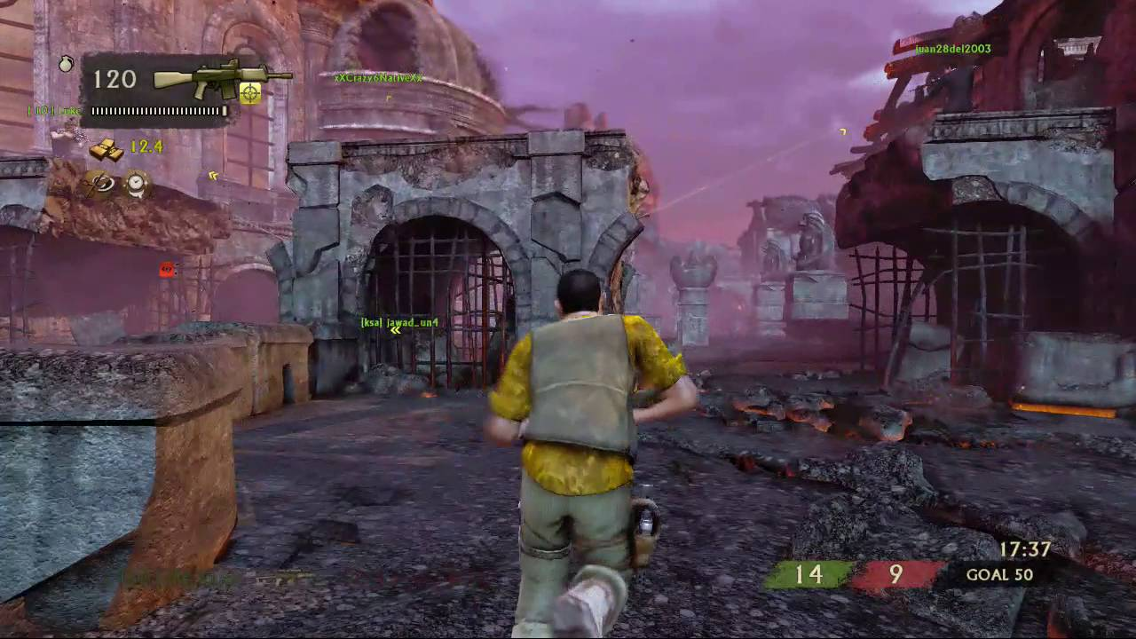 Uncharted 3 Matchmaking - chslionscom
