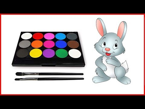 face-paint-bunny-|crafts-for-kids-i-children-activities-i-craftsi-kidkraft-i-art-and-craft