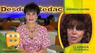 ¡QUE SIEMPRE NO! Verónica Castro confirma que no hará la secuela de 'La casa de las flores'