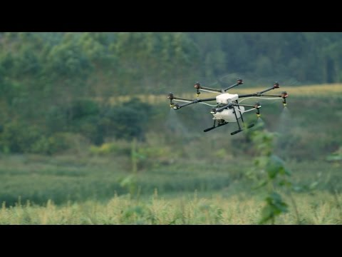 DJI – Introducing the Agras MG-1