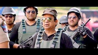 Brahmanandam Nagarjuna Comedy Scene | Super Hit Comedy Collection | Brahmanandam Comedy