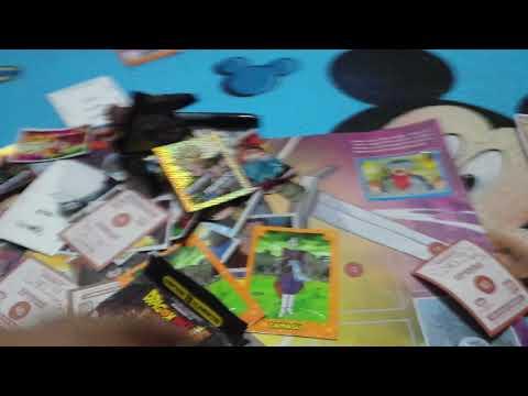 Rellenando Mi álbum Y Presentando Cartas De Funnko Pop