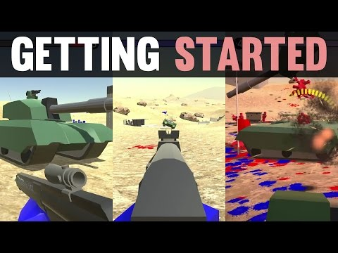 Ravenfield: How To Play