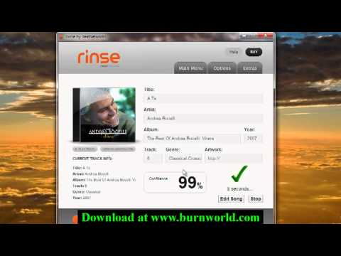 Rinse Review from RealNetworks - Fix Your iTunes Library