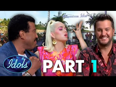 ALL AMERICAN IDOL 2020 TOP 40 PERFORMANCES PART 1 | Idols Global