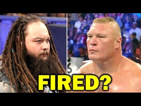 10 WWE Superstars Who Could Get FIRED Soon?