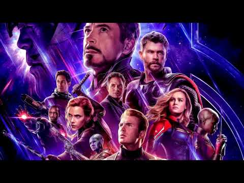 'Avengers: Endgame' Main Theme by Alan Silvestri Mp3