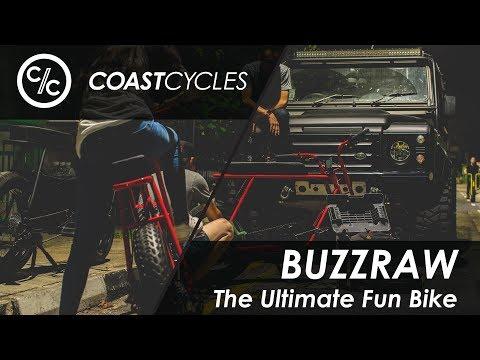 BUZZRAW - The Ultimate Fun Bike
