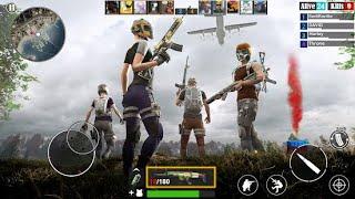 Offline Fire Free: Fire FPS Shooting New Game 2021 screenshot 4