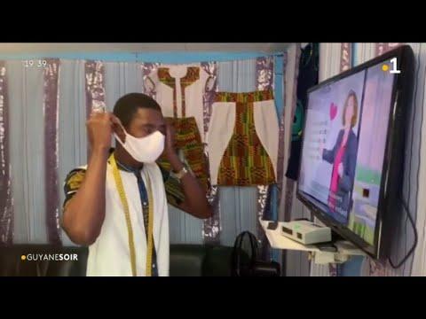 Coronavirus: l'association des maires de Guyane réclame le port obligatoire du masque