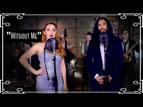 """""""Without Me"""" (Eminem) Jazz Cover by Robyn Adele Anderson feat. Ten Second Songs aka Anthony Vincent"""