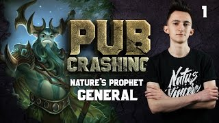 Pubs Crashing: GeneRaL on Nature