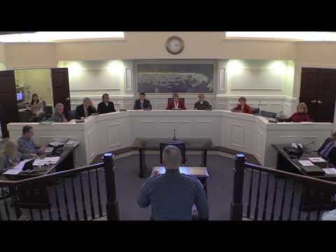 Stone Harbor - December 19 2017 Work Session