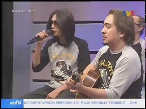 Slam - Rindiani dan Nur Kasih Live + Interview di MHI (25 Ogos 2016)