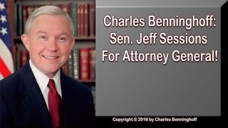 Race-Baiting Democrats Oppose Sessions for Attorney General Free HD Video