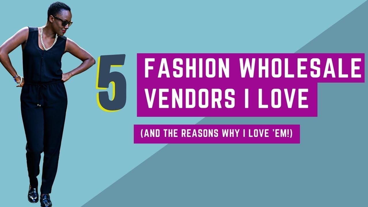 Fashion Wholesale Clothing Vendor Reviews | 5 boutique clothing vendors I  love ( + why)