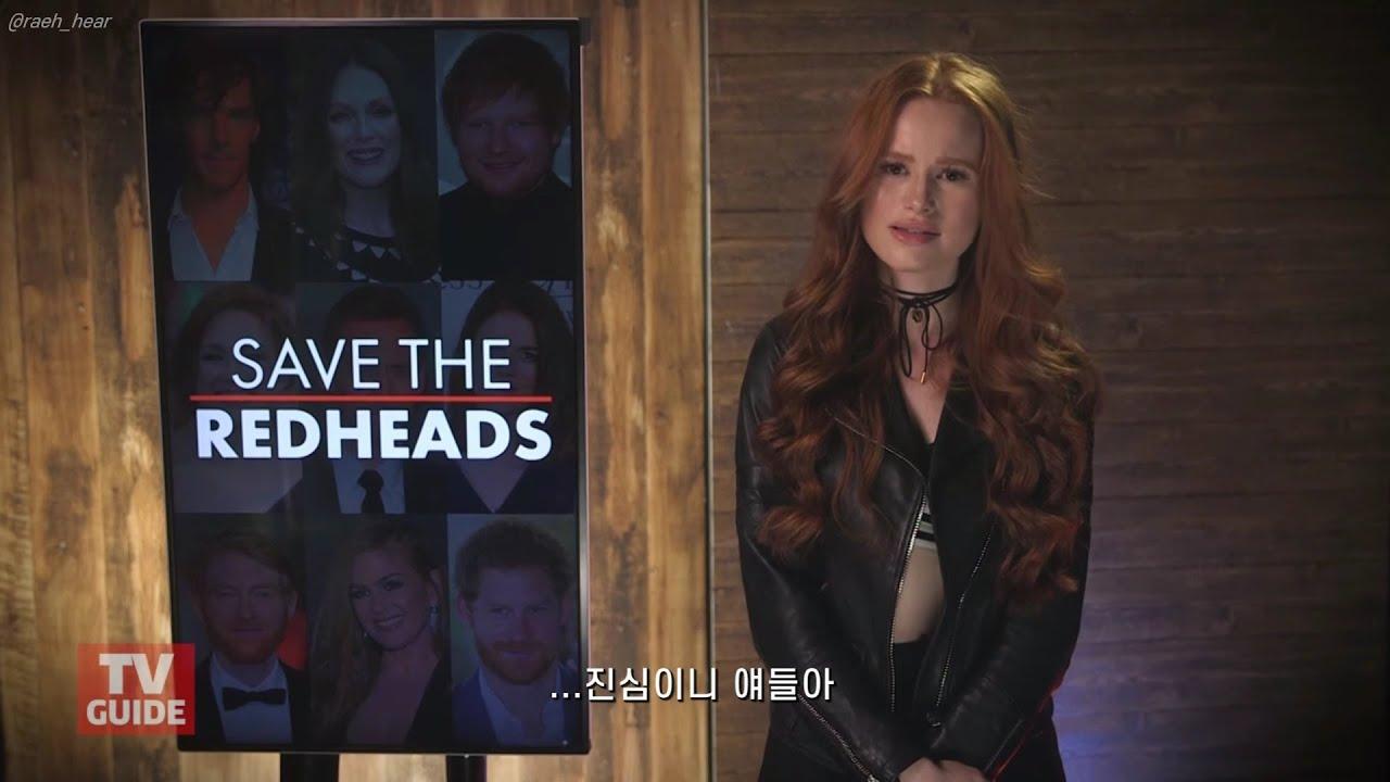 [한글 자막] 붉은 머리 편견 타파를 위한 공익 광고 | 매들린 펫쉬
