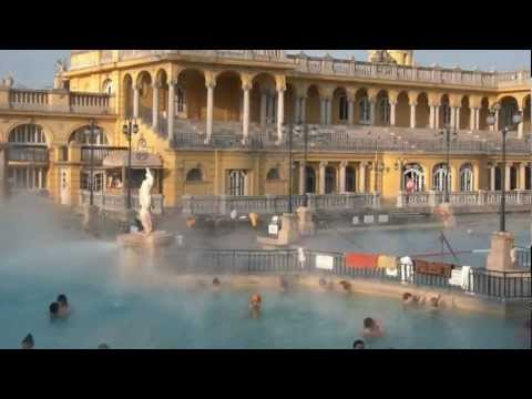 The Széchenyi Medicinal Bath in Budapest