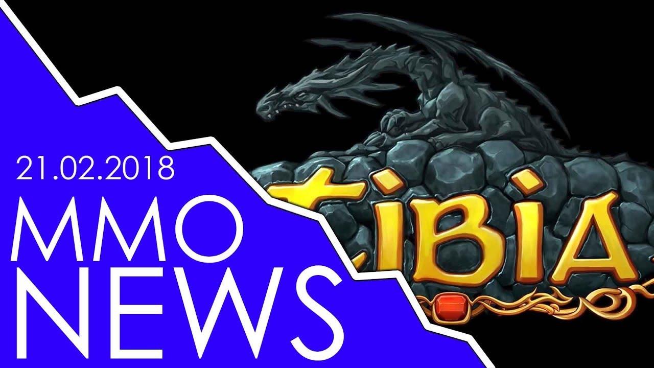 NOWA GRA TWÓRCÓW TIBII RUSZA! oraz … – MMONews 21.02.2018