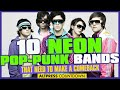 NEON Pop-Punk Bands That NEED To Make A Comeback–From Cobra Starship To Hey Monday