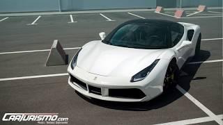 Ferrari 488 GTB test PL Pertyn Ględzi