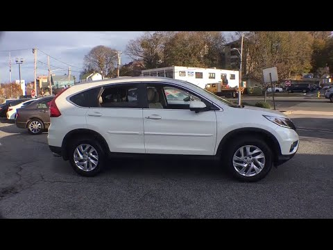2015 Honda CR-V White Plains, New Rochelle, Westchester, Scarsdale, Greenwich, NY U31350N