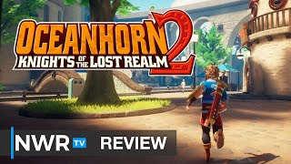 Oceanhorn 2: Knights of the Lost Realm (Switch) Review - Zelda Meets JRPG (Video Game Video Review)