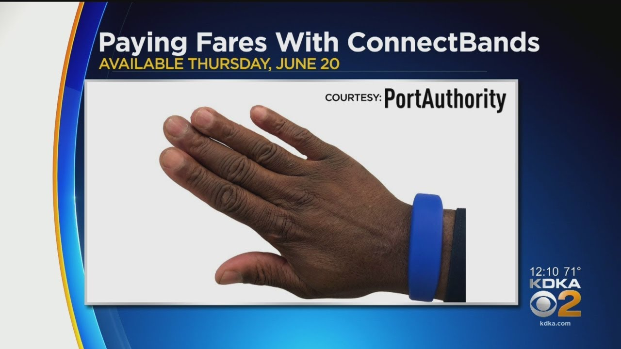 Port Authority Unveils New Payment Method With ConnectBands