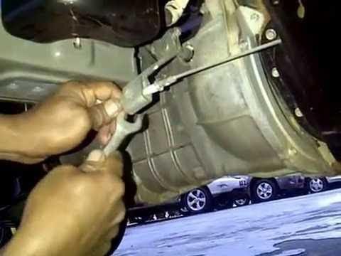 Ganti Oli Persneling (gearbox) Calya Dan Agya
