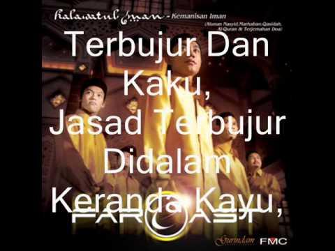 Far East menanti di barzakh lirik