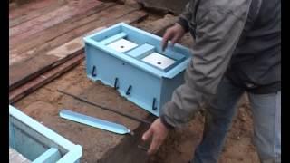 видео Начало строительства своего дома. Своими руками, без опыта