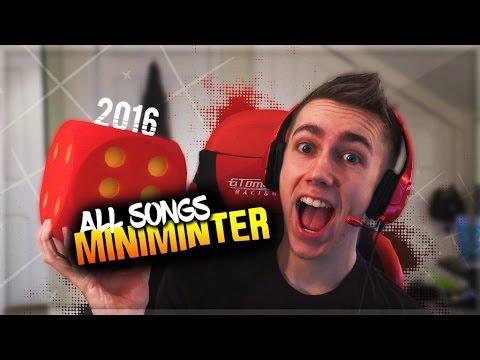 MINIMINTER SONGS 2016