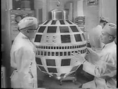 1962 07 12 A Day in History Telstar Communications Satellite